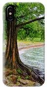 Tree In Paradise IPhone Case