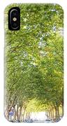 Tree-lined Street IPhone Case
