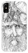 Tree Man IPhone Case