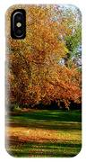Tree Of Gold IPhone Case