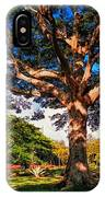 Tree Of Joy. Mauritius IPhone Case