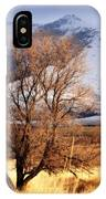 Tree On The Farm IPhone Case