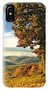 Tree Overlook Vista Landscape IPhone Case