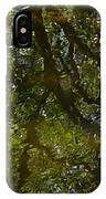Tree Reflection IPhone Case
