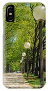 Tree Ride IPhone Case