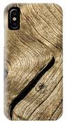 Tree Rings IPhone Case