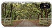 Tree Road IPhone Case