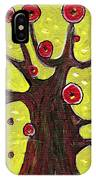 Tree Sentry IPhone Case