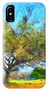 Tree Series 64 IPhone Case