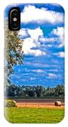 Tree Stands Alone- Vibrant Colors IPhone Case