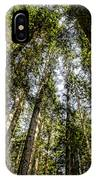 Tree Tops IPhone Case