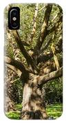 Tree Trunk And Limbs IPhone Case