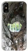 Tree View IPhone Case