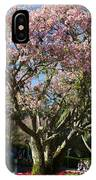 Tree With Pink Flowers IPhone Case