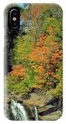 Trees And Falls IPhone Case
