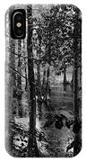 Trees Bw IPhone X Case