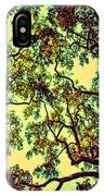 Trees Closing In IPhone Case