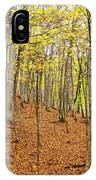 Trees In A Forest, Stephen A. Forbes IPhone Case