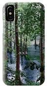 Trees IPhone X Case