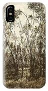 Trees Of Ashburn IPhone Case