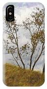 Trees Of The Beach IPhone Case