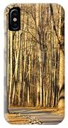 Trees Shadows IPhone Case