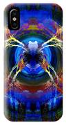 Treescape Abstract II IPhone Case