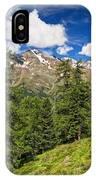 Trentino - Pejo Valley On Summer IPhone Case