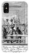 Trenton: Prisoners, 1776 IPhone Case
