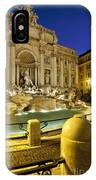 Trevi Fountain IPhone Case