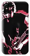 Trey Anastasio In Pink IPhone Case