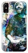 Trey Anastasio - Phish Original Painting Print IPhone Case
