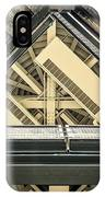 Triangle Ceiling IPhone Case
