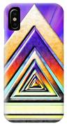 Triangle Pathway IPhone Case