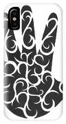 Tribal Hand IPhone X Case