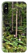 Triberg Forest IPhone Case