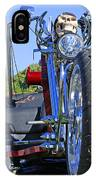 Tricycle Of Death IPhone Case