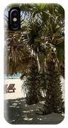 Trincomalee Palms IPhone Case