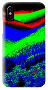 Trinity #2 Enhanced In Cosmicolors #2 IPhone Case
