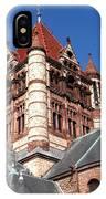 Trinity Church Boston IPhone Case