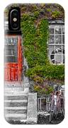 Trinity College Dorm - Dublin Ireland IPhone Case