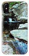 Triple Waterfall IPhone Case