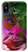 Triptych Chic IPhone Case