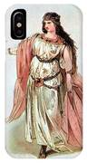 Tristan And Isolde, 1865 IPhone X Case