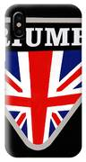 Triumph Emblem IPhone Case