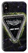 Triumph 3 IPhone Case