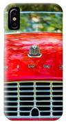 Triumph Tr3 IPhone Case