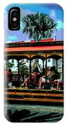 Trolley Stop IPhone Case