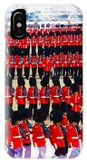 Trooping The Colour IPhone Case
