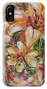 Tropical Beauties IPhone Case
